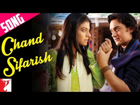 Chand Sifarish Song | Fanaa | Aamir Khan | Kajol