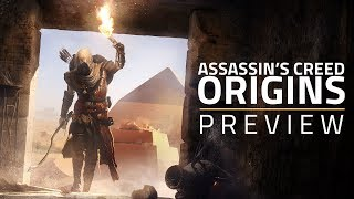 Assassin's Creed: Origins Preview   What You Need to Know thumbnail