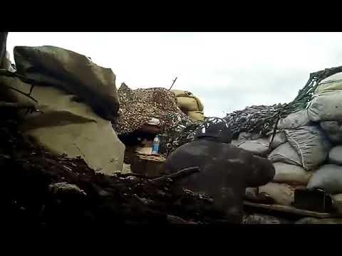 Мгновенная Карма«ответка» украинскому снайперу на Донбассе