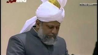 Peace Symposium / Conference 2005 London - Islam Ahmadiyya