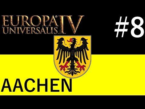 Reformation & Sea Access! - Aachen #8 - Europa Universalis IV - Rule Britannia
