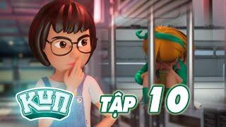 Phim hoạt hình | KUN Siu Lì tập 10 - Thơ xuất hiện giải cứu Siu Lì