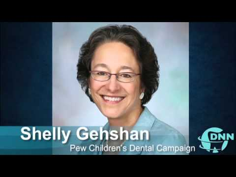 Millions In U.S. Can't Get Dental Care: Shelly Gehshan Pew Children's Dental Campaign