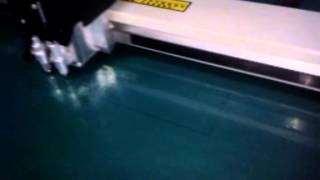 Thin Film Cutting Solution Pattern Cutting Table
