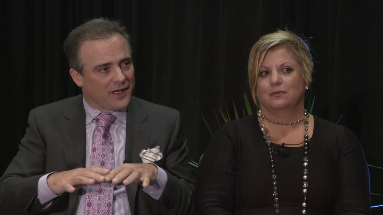 The value of technology to utilities with Diane Fanneli and Bruce Douglas (Itron Utility Week 2017 )