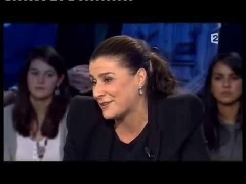 Cécilia Bartoli - On n'est pas couché 11 décembre 2010 #ONPC