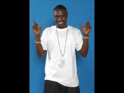 Akon - Gangsta Bop  (AMG BABY)