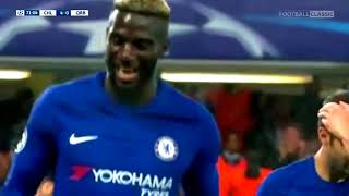 Chelsea vs Qarabag 6-0 - UCL 2017 2018  Highlights English Commentary