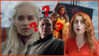 "Game of Thrones 8. Sezon 4. Bölüm ""The Last of the Starks"" İncelemesi / Varys"
