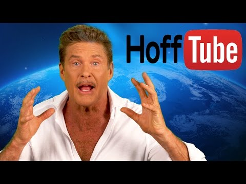 David Hasselhoff Is Taking You on a Tour of His World