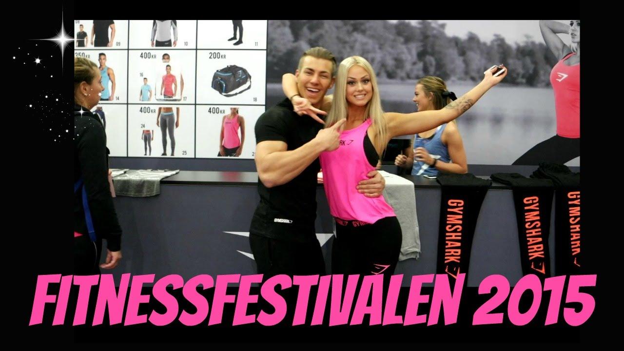 Gymshark at Fitnessfestivalen 2015 in Sweden