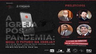 Encontro da Fé Reformada Nordeste (Virtual) Plenária #2 Pr. Franklin Ferreira