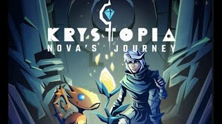 PUZZLES POINT AND CLICK | Krystopia: Nova's Journey (Gameplay em Português PT-BR) #krystopiagame