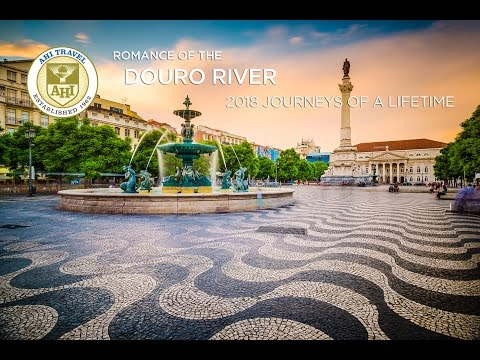 AHI Travel Romance of the Douro River Cruise - Portugal