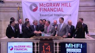 McGraw Hill Financial Marks New Identity and Ticker Symbol Change