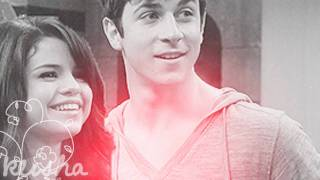| David ❤ Selena - Heart Eater |