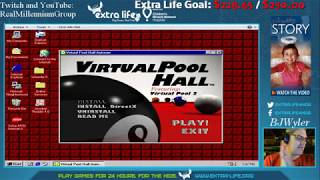 #100DaysOfGaming (Day 99) - Virtual Pool Hall