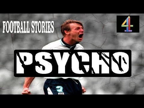 PSYCHO | STUART PEARCE | FOOTBALL STORIES