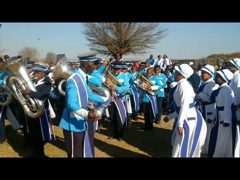 Holy St. John's Brass Band - Halleluyah, Mdumiseni