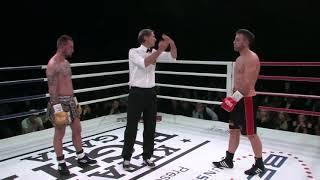 """Ferit Keta vs Toni """"the Tiger"""" Thes"""