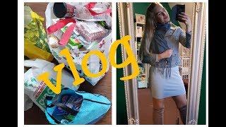 VLOG 22.02: Ogromne zakupy z Biedronki # Antykoncepcja po ciąży