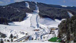 Ukraine-Carpathians-Bukovel / Україна-Карпати-Буковель(Буковель — крупнейший горнолыжный курорт Украины Bukovel ski resort is the largest ski resort in Ukraine Буковель - найбільший..., 2015-03-16T21:42:44.000Z)
