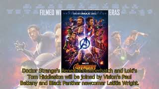Avengers Infinity War London event: Fan screening with 30 MINUTES of film on SUNDAY