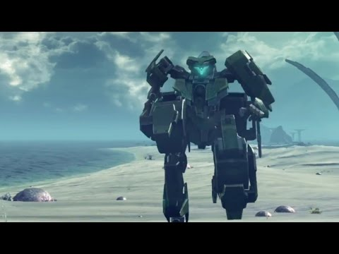 Xenoblade Chronicles X Japanese Overview Trailer