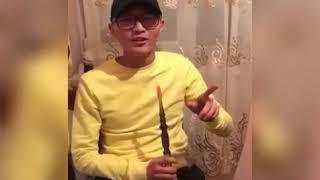 Кореец поёт на армянском