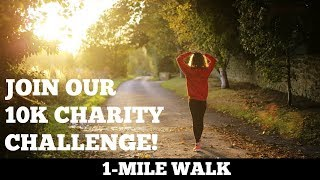 Please Join Us For Our 2018 10K Charity Challenge!