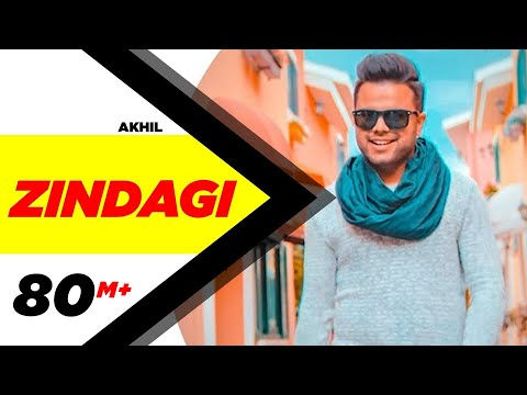 Thumbnail: Zindagi (Full Video) | Akhil | Latest Punjabi Song 2017 | Speed Records