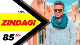 Download Zindagi (Full Video) | Akhil | Latest Punjabi Song 2017 | Speed Records