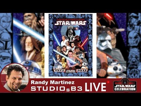 Star Wars artist interview with Randy Martinez