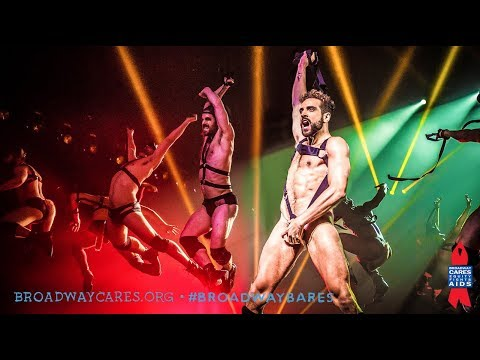 Broadway Bares: Strip U - Psych Class