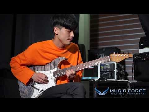 [MusicForce] Suhr Standard Plus Demo - Eric Gales 'Make It There' Guitarist '이우현' (Woo Hyun Lee)