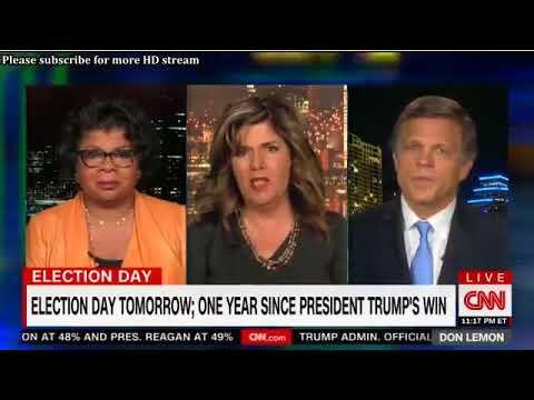 CNN LEMON 11/7/17 I TRUMP APPROVAL  RATING AT NEW LOW, 36%