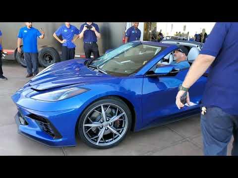 2020 C8 Corvette Unboxing!