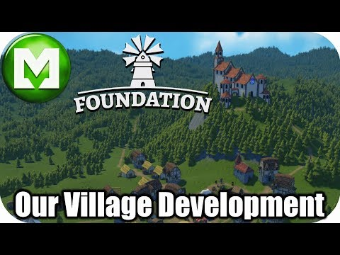 ▶Foundation◀  A Fresh Start Murphyville  - Things are starting to develope Ep02
