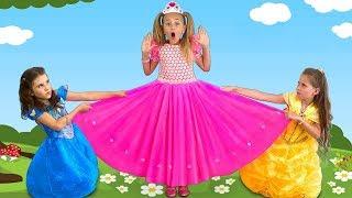 Sasha and the girls both want the same dress