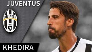 Sami Khedira • 2016/17 • Juventus • Best Skills, Passes & Goals • HD 720p