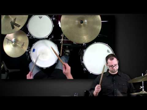 DRUM LESSON: How to Play Linear Drum Fills