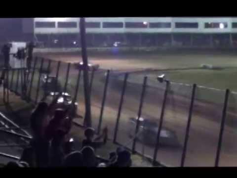 2013 07 13 Jackson Motor Speedway SS Heat Race