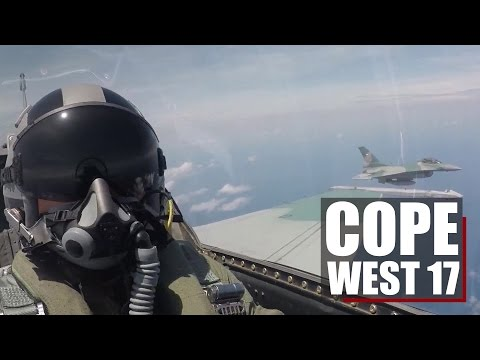 Cope West 17 | Hornets and Falcons fly together