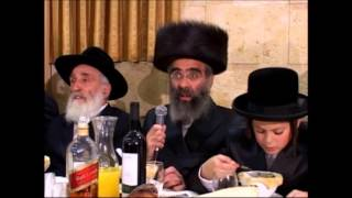 Speech from Grandfather of Bar Mitzvah Boy (Yiddish)