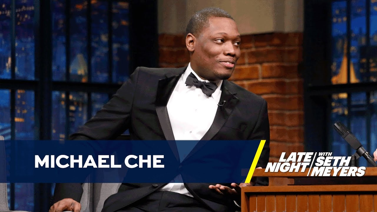 michael che daily show