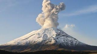 10 volcanes que haran fuerte erupcion conectados con el de guatemala? cinturon de fuego