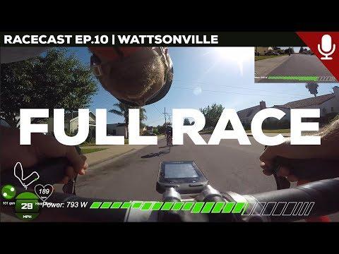 FULL CRITERIUM RACE  w/commentary  | RACECAST EP.10