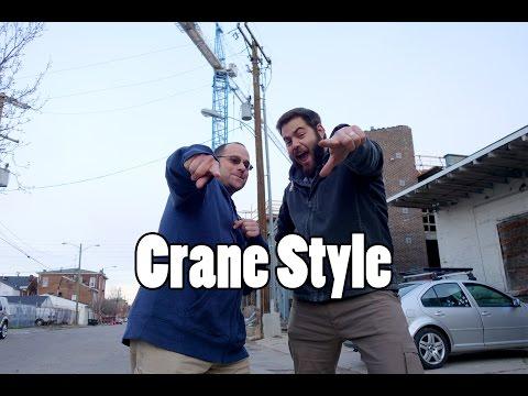Crane Style with Joshua Bardwell