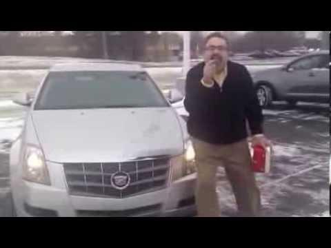 Marty Feldman Chevrolet >> Low Price 2009 Cadillac Cts At Marty Feldman Chevrolet In Novi
