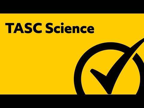TASC Test 2016 - Science Study Guide